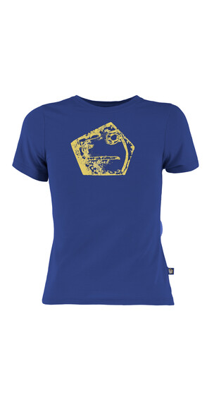 E9 Henry T-Shirt Junior Blue